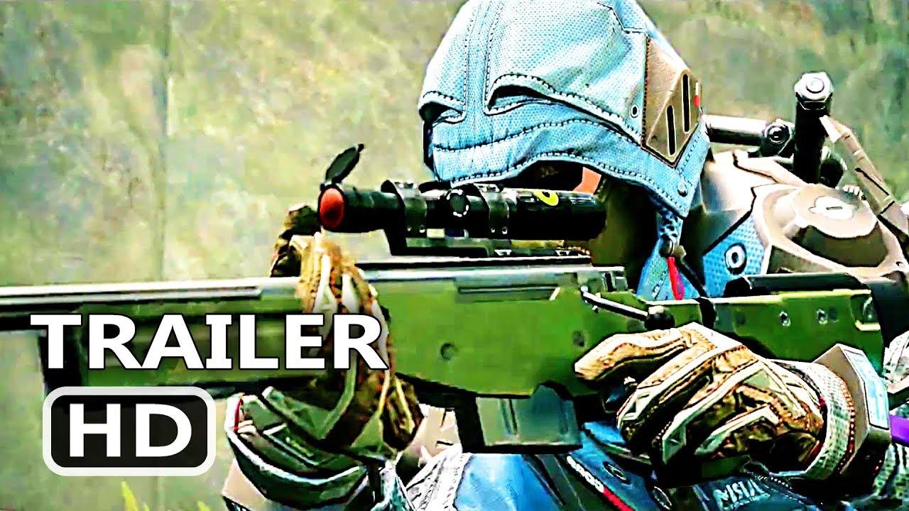 PS4 - Warface PvP Trailer (2018)
