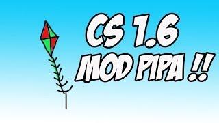 CS 1.6 Como Instalar Mod Pipa e Fazendo conta de Admin (COMPLETO)