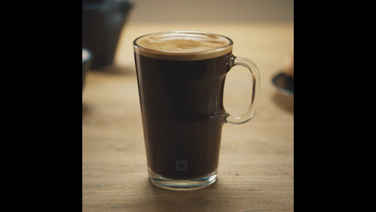how to make americano with nespresso lattissima