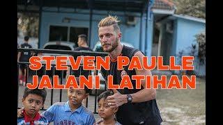 STEVEN PAULLE & RACHMAD HIDAYAT Latihan Sore