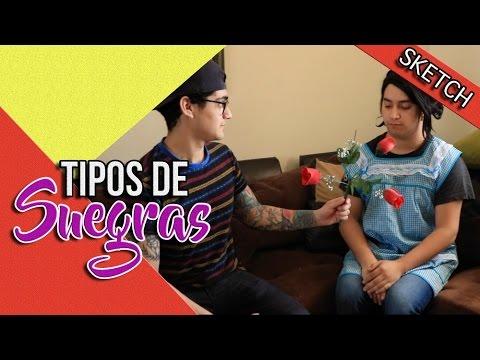 TIPOS DE SUEGRAS | MARIO AGUILAR