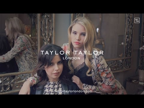 Taylor Taylor London Presents The Portobello Road Salon