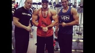 Chest And Triceps In Canada With Roman From Bulldog Nutrition And Sean Torbati