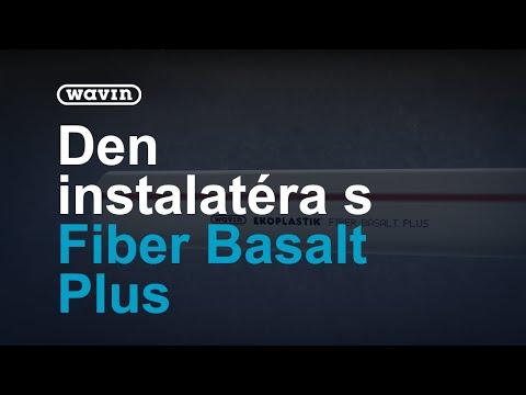 Fiber Basalt Plus - Dobrodružství Instalatéra | Wavin Czechia