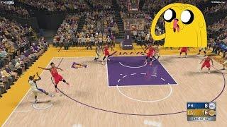NBA 2K17 PC GAMEPLAY