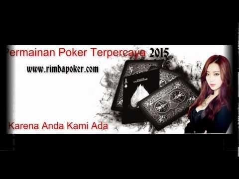 rimbapoker poker online indonesia bonus besar