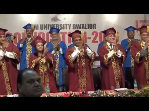 ITM University Convocation-2016 (Part-7)