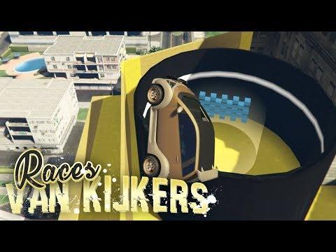 DAT ZIET NIEMAND! - Races van Kijkers #64 (GTA V Online Funny Races)
