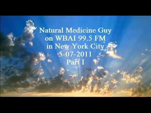 WBAI 99.5 FM New York Interview pt1