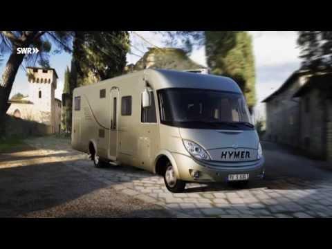 Ferienbett to go Hymer - Reisemobile aus Bad Waldsee - made in Südwest - SWR HD