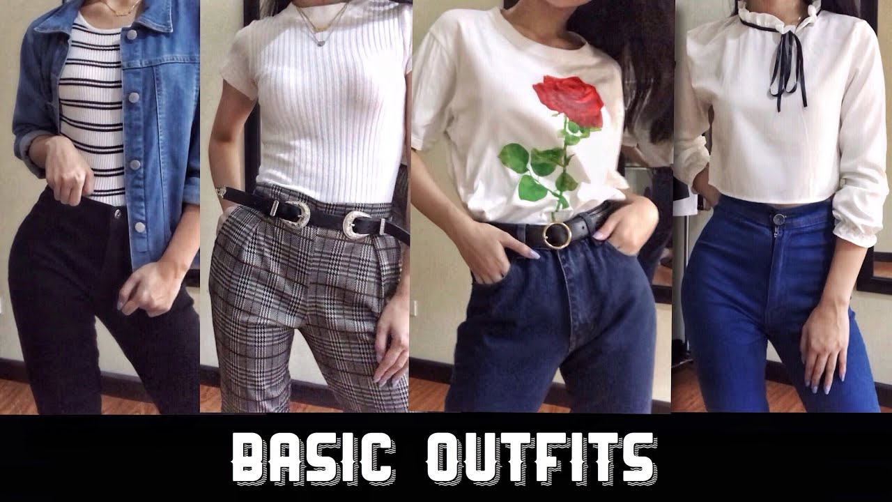 SCHOOL APPROPRIATE OUTFIT IDEAS 2019 | Rica Catacutan (Philippines) 4