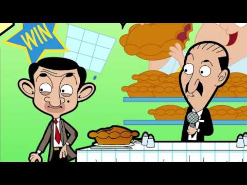 Hungry Bean | Clip Compilation | Mr. Bean Cartoon World