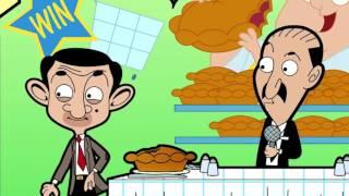 Hungry Bean   Clip Compilation   Mr. Bean Cartoon World