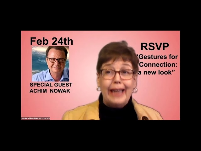 February 17, 2020 Replay - Online Presenters Toastmasters