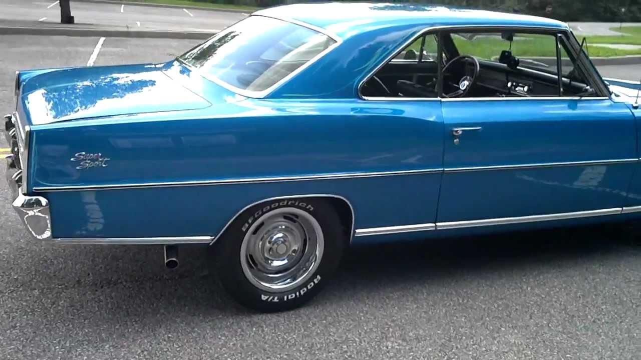1967 Chevrolet Nova Ss Walk Around Startup Youtube