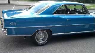 1967 Chevrolet Nova SS walk around startup