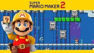 SUPER MARIO MAKER 2 | Campanha #7 - Uma Boa Sequência de Fases!