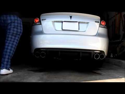 Pontiac G8 GT Pacesetter Longtubes Exhaust