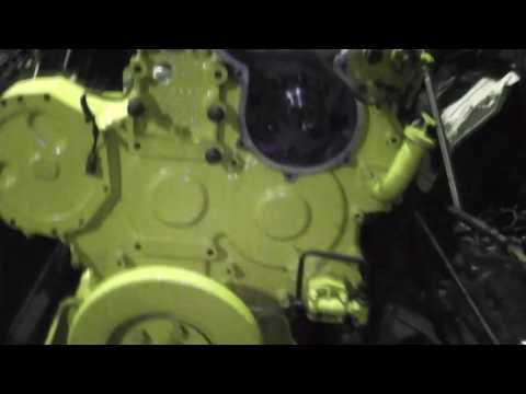 #26. Капитальный ремонт двигателя Caterpillar C15. Сборка.