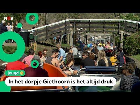Leuk Of Niet? Een Miljoen Toeristen In Nederland