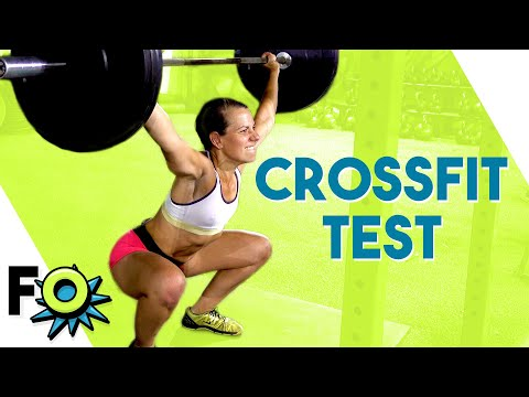 Can I Pass The CrossFit Level 1 Training Course & Test??