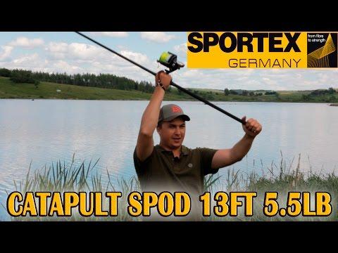 """Catapult Spod 13"""" 5,5lb 2016. Обзор Владимир Николаев"""