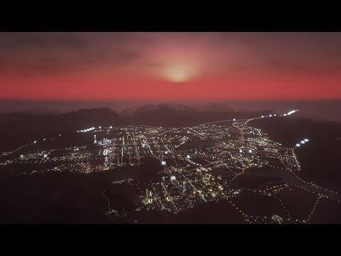 Cities Skyline 大台北天龍國