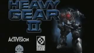 Heavy Gear II - Video Game early Teaser - PC Windows, 1998