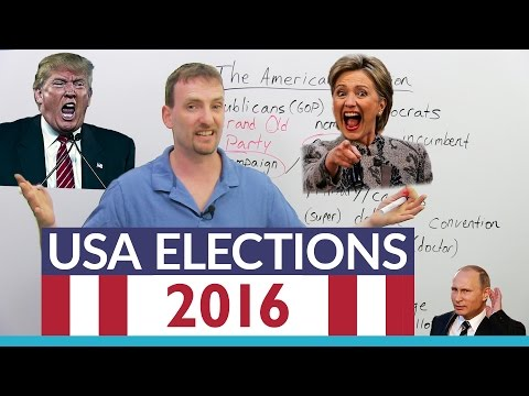 Understanding The US Elections