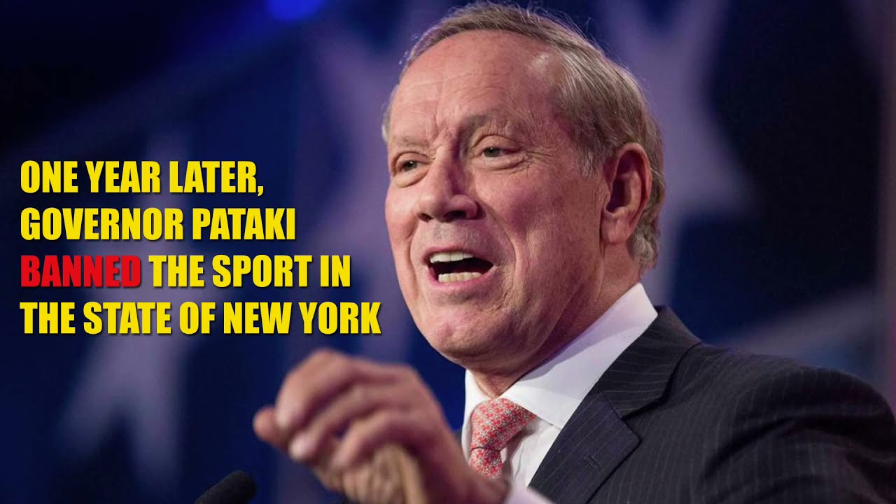 MMA finally legalized in New York