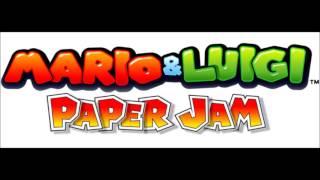 Mario & Luigi Paper Jam Music; Forest Fairy Melody (Gloomy Woo…