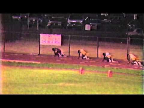 NCAA D2 200 m Dash Championship