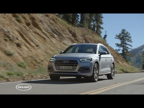 2018 Audi Q5 Review: First Impressions