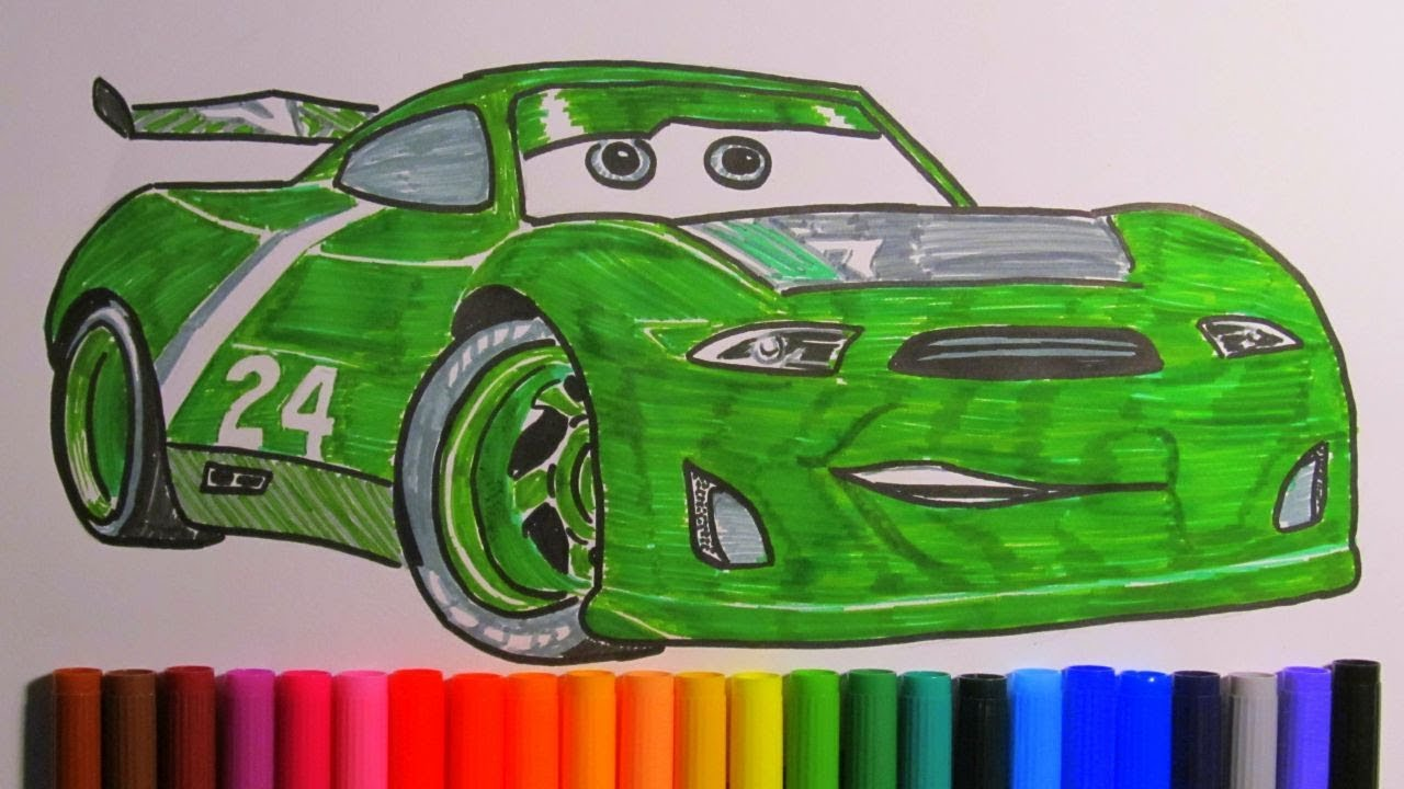 how to draw car 2017