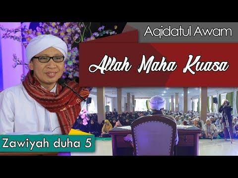 Allah Maha Kuasa   Buya Yahya   Zawiyah Dhuha   05 Ramadhan 1439 H / 21 Mei 2018
