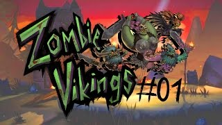 #1 Zombie Vikings ★ feat. FreshFriendz | Odins Auge!