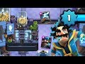 OMG! ELECTRO ARENA VALLEY WITH LEVEL 1 ACCOUNT!? • Clash Royale