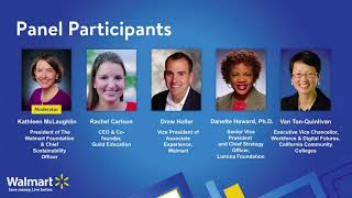 Panel Discussion: Lifelong Learning for the Future Economy