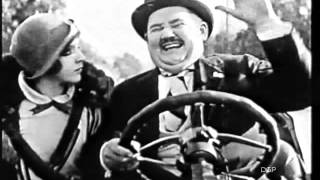 SAY IT WITH BABIES (1926) - Oliver Hardy