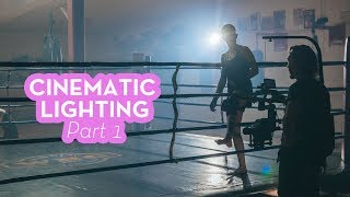 How to Create CINEMATIC Lighting - Techniques Part 1