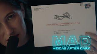 Listen Up America: Stamps - Meidas After Dark (ASMR)
