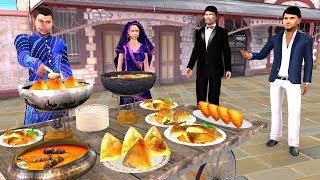लालची समोसावाला Kahaniya - Hindi-Moralische Geschichten - हिंदी काहनिया - Bedtime Animierte Geschichten