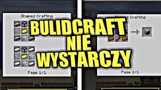 Minecraft Tekkit (PL) Odcinek 8 - Czy Buildcraft Wystarczy?