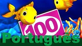Canção dos números para crianças – de  10 até 100 | canções infantis | LittleBabyBum