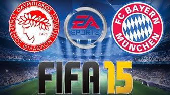 ★Olympiakos Piräus - FC Bayern München★[Championsleague][Gruppenphase][15/16]