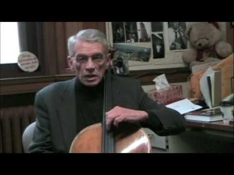 Alan Harris Cello Vibrato Tips