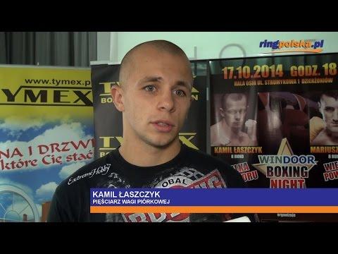 Kamil Łaszczyk o walce z Sergio Romero