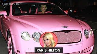 Mira el carro que manejan estos 9 famosos