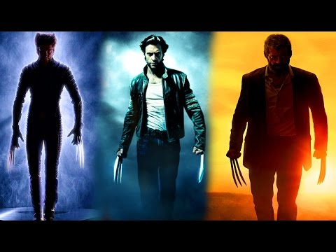 Wolverine Tribute MV (Hugh Jackman...