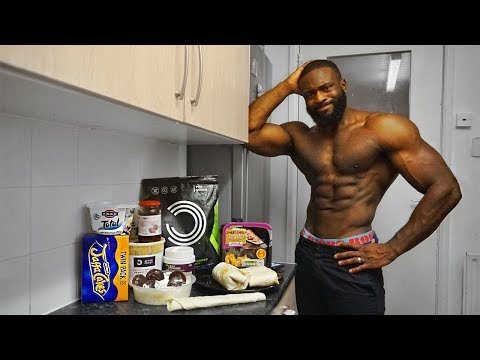 FULL DAY OF EATING | One Meal a Day to Increase Fat Loss? | Gabriel Sey